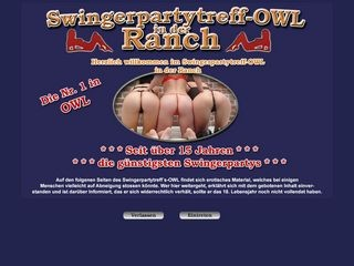 Swinger- & Partytreff-OWL in der Ranch